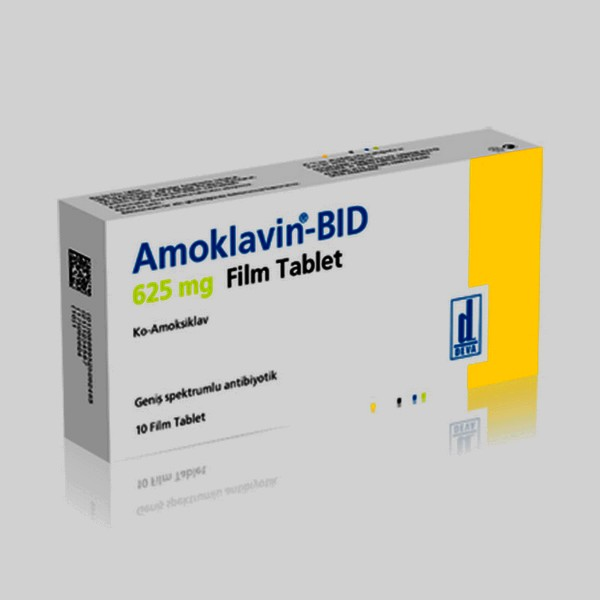 Amoklavin Bid indications. An indication is a term used for the list
